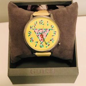 Vintage 1987 Guess watch